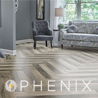 Featuring Phenix vinyl flooring with Microban surface protection.